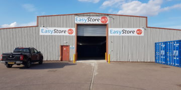 New Norwich Warehouse Storage