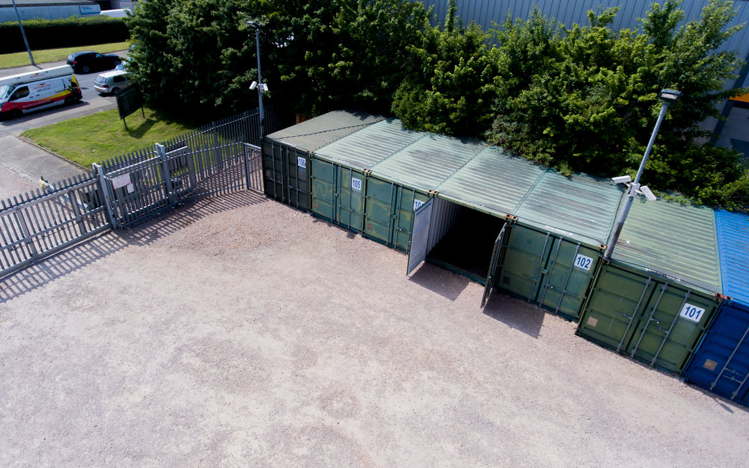 The Benefits of Outdoor Self Storage
