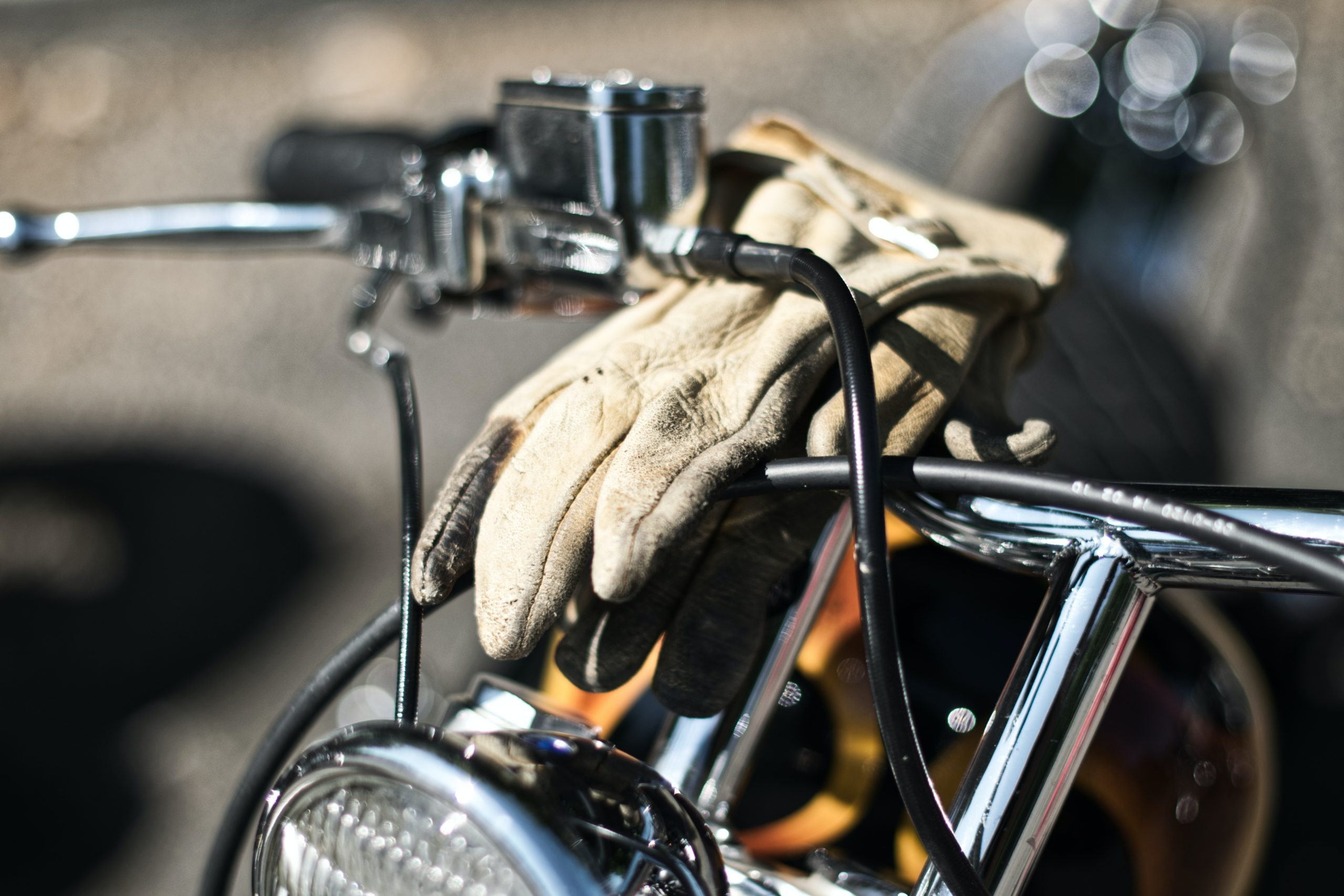 Storing Your Motorcycle Safely