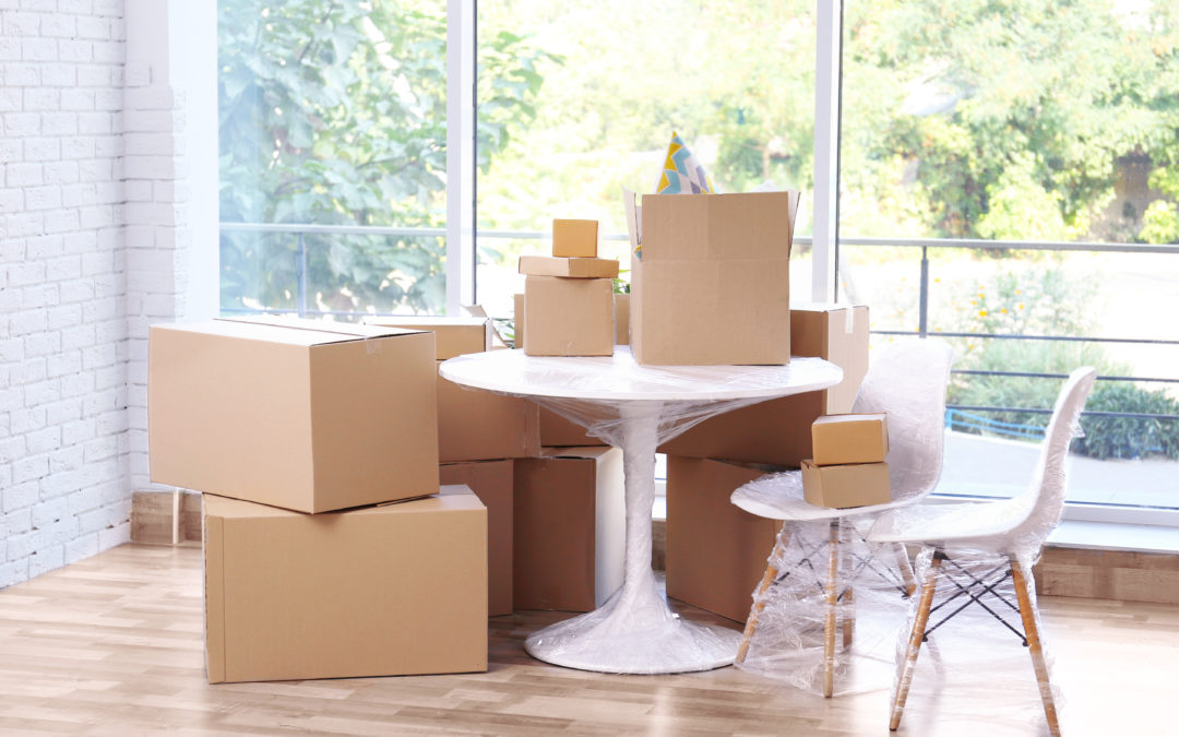 How to Store Furniture Safely in Self-Storage Units